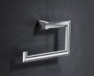 Gedy Kent Towel Ring Chrome 5570-13